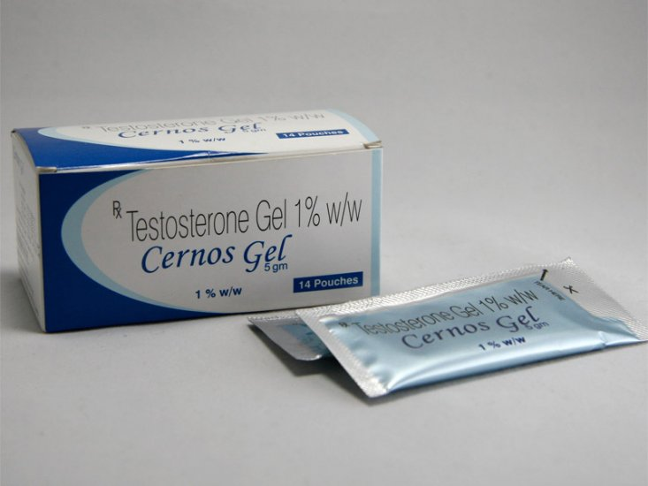 Cernos Gel (Testogel)